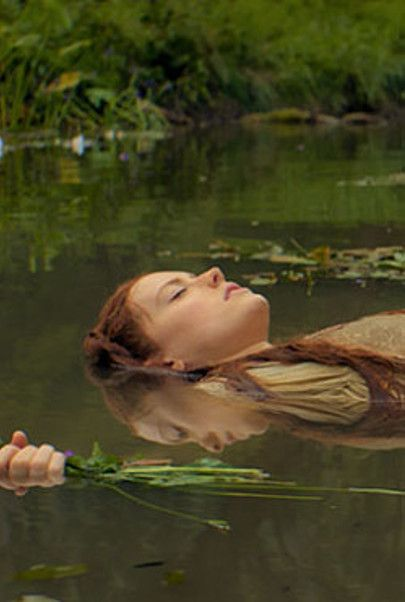 """Movie poster for """"OPHELIA"""""""