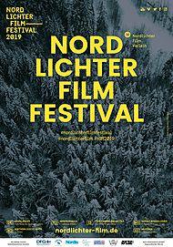 "Movie poster for ""NORDLICHTER FILMFESTIVAL 2019"""