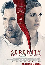 """Movie poster for """"SERENITY"""""""