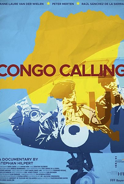 "Filmplakat für ""CONGO CALLING"""