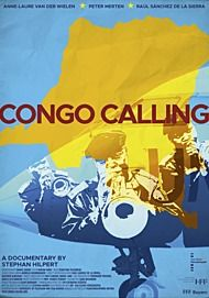 "Movie poster for ""CONGO CALLING"""
