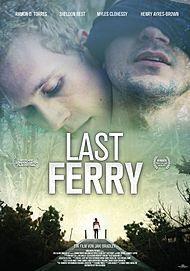 """Filmplakat für """"LAST FERRY """""""