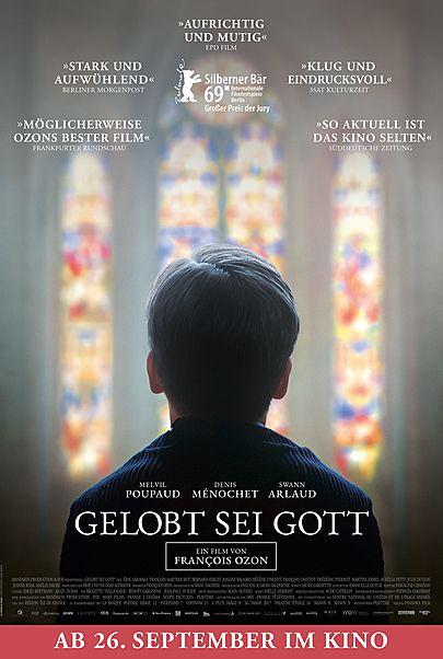 """Filmplakat für """"GELOBT SEI GOTT"""""""