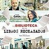 """Póster para """"LA BIBLIOTECA DE LOS LIBROS RECHAZADOS"""""""