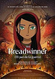 "Movie poster for ""THE BREADWINNER"""