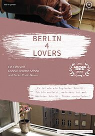 "Movie poster for ""BERLIN 4 LOVERS"""