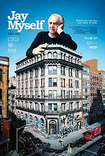 "Movie poster for ""JAY MYSELF"""