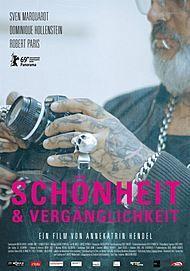 """Filmplakat für """"SCHÖNHEIT & VERGÄNGLICHKEIT"""""""