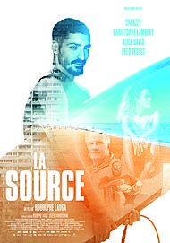 "Movie poster for ""LA SOURCE"""