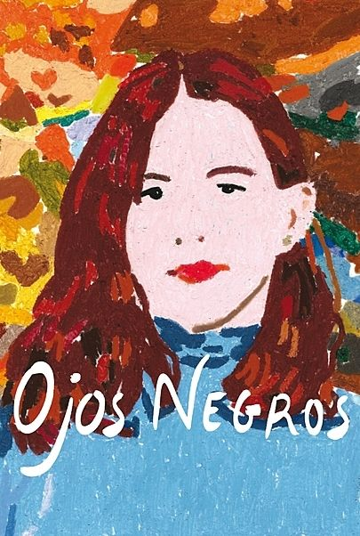 "Movie poster for ""OJOS NEGROS"""