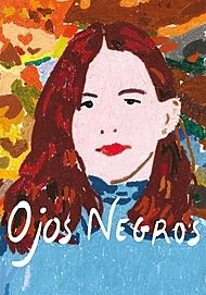 "Movie poster for ""OJOS NEGROS"""