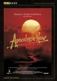 """Filmplakat für """"Apocalypse Now Redux"""""""