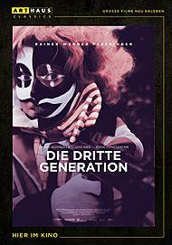 """Filmplakat für """"DIE DRITTE GENERATION"""""""