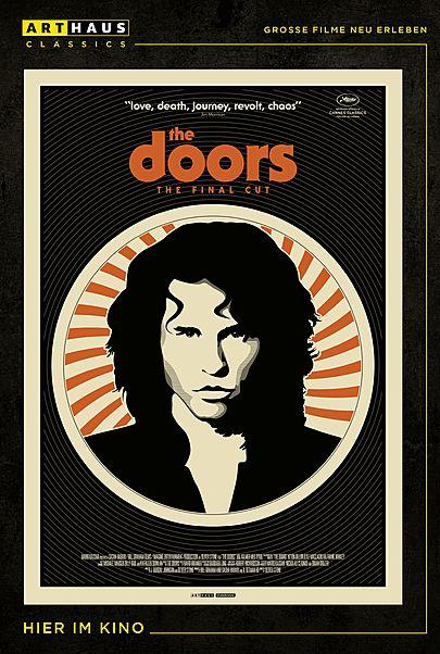 """Filmplakat für """"THE DOORS - FINAL CUT"""""""