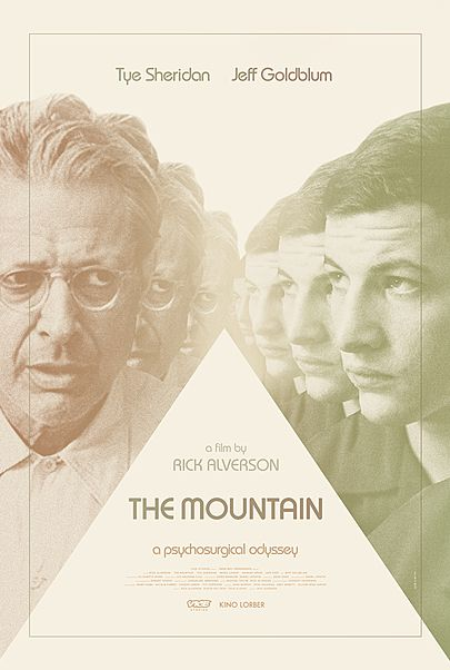 """Movie poster for """"THE MOUNTAIN"""""""