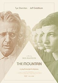 "Movie poster for ""THE MOUNTAIN"""