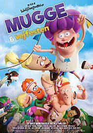 Plakat for MUGGE & VEJFESTEN