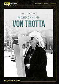 """Filmplakat für """"MARGARETHE VON TROTTA RETROSPEKTIVE"""""""