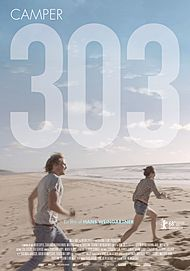 "Movie poster for ""CAMPER 303"""