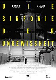 """Filmplakat für """"DIE SINFONIE DER UNGEWISSHEIT"""""""