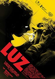 "Movie poster for ""LUZ"""
