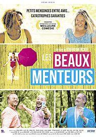 """Movie poster for """"LES BEAUX MENTEURS"""""""
