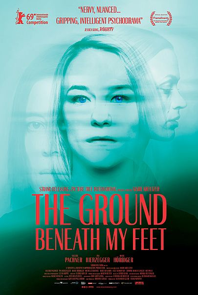 "Movie poster for ""THE GROUND BENEATH MY FEET"""