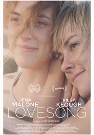 "Movie poster for ""LOVESONG"""