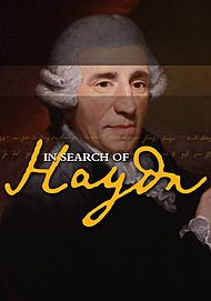 "Movie poster for ""IN SEARCH OF HAYDN"""