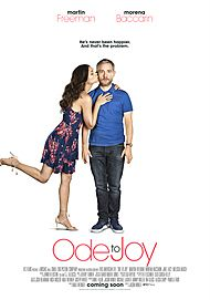 "Movie poster for ""ODE TO JOY"""
