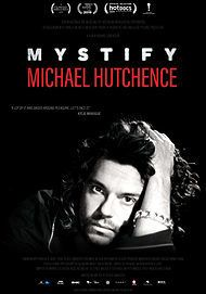 "Movie poster for ""MYSTIFY: MICHAEL HUTCHENCE"""