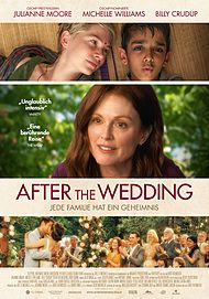 "Filmplakat für ""AFTER THE WEDDING"""