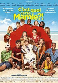 """Movie poster for """"C'EST QUOI CETTE MAMIE?!"""""""