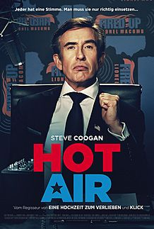 "Movie poster for ""HOT AIR"""