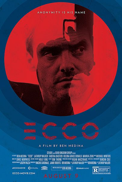 "Movie poster for ""ECCO"""