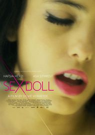 "Movie poster for ""SEX DOLL"""
