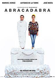 """Filmplakat für """"ABRACADABRA"""""""