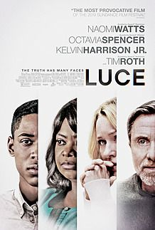 "Movie poster for ""LUCE"""
