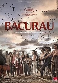 """Movie poster for """"BACURAU"""""""