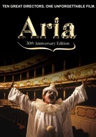 "Movie poster for ""ARIA (30TH ANNIVERSARY RELEASE)"""
