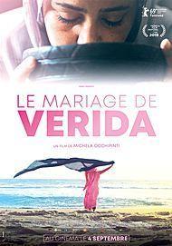 """Affiche du film """"LE MARIAGE DE VERIDA"""""""