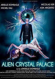 """Movie poster for """"ALIEN CRYSTAL PALACE"""""""