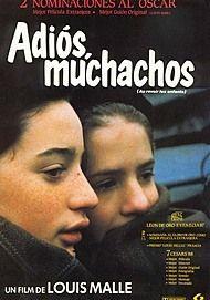 """Movie poster for """"AU REVOIR LES ENFANTS"""""""