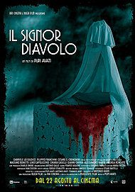 "Movie poster for ""IL SIGNOR DIAVOLO"""