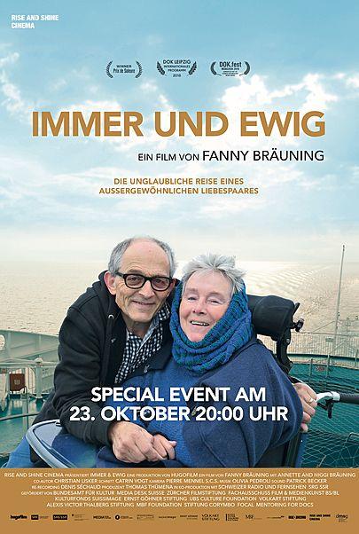 """Filmplakat für """"IMMER UND EWIG"""""""
