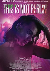 "Movie poster for ""THIS IS NOT BERLIN"""