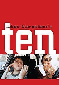 "Movie poster for ""TEN"""