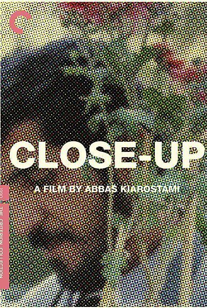 """Movie poster for """"CLOSE-UP"""""""
