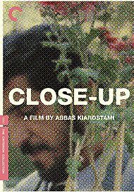 "Movie poster for ""CLOSE-UP"""