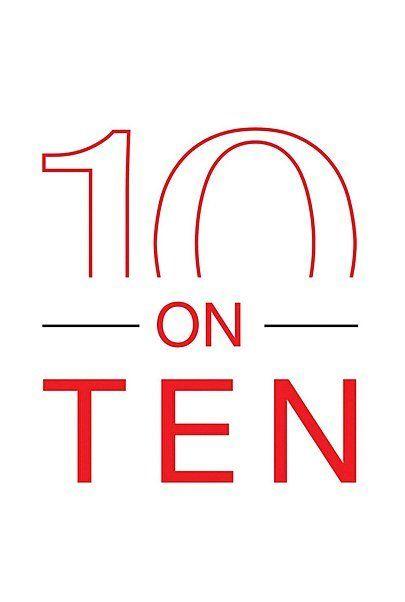 "Movie poster for ""TEN ON TEN"""